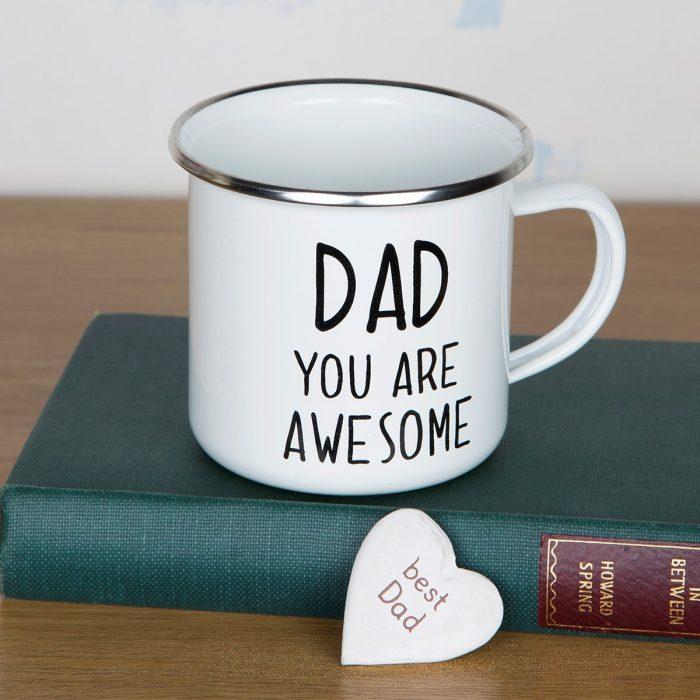 DAD YOU ARE AWESOME EMAJLIRANA ŠALČKA
