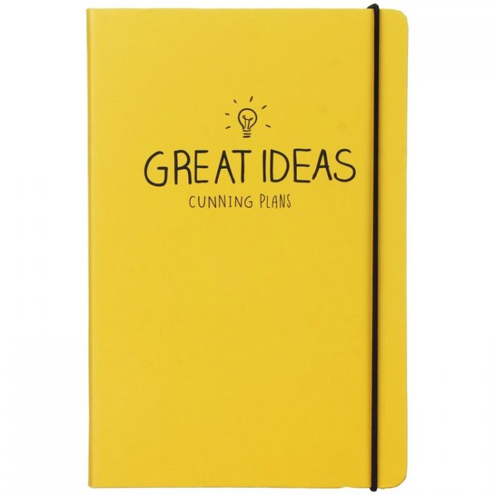 Happy Jackson Great Ideas A5 zvezek