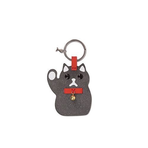 Fortune Cat Key Holder