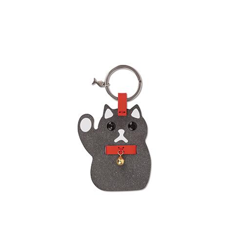 Fortune Cat Key Holder