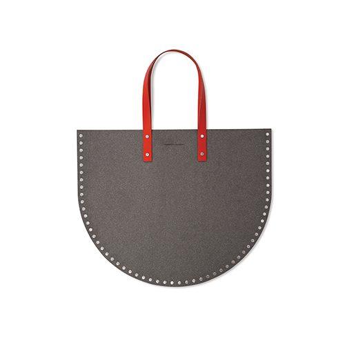 Polokrogla torba Tote bag